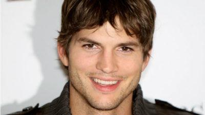 Ashton Kutcher y un elogio para la escuela sustentable de Jaureguiberry