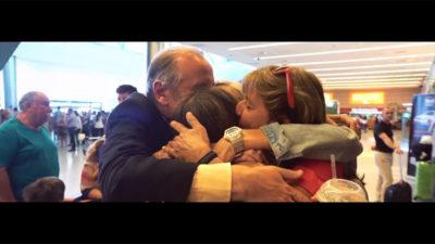 La campaña del Aeropuerto de Carrasco que se hizo viral