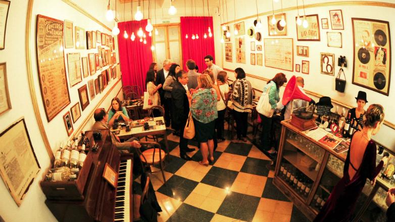 Museo del Tango La Cumparsita adhirió a marca Uruguay Natural
