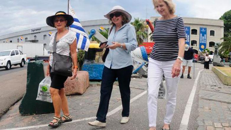 Turistas de habla inglesa tienen una nueva guía de Uruguay