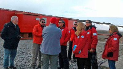 Uruguay afianza presencia en sistema de la Antártida por su alto valor científico, ambiental y estratégico