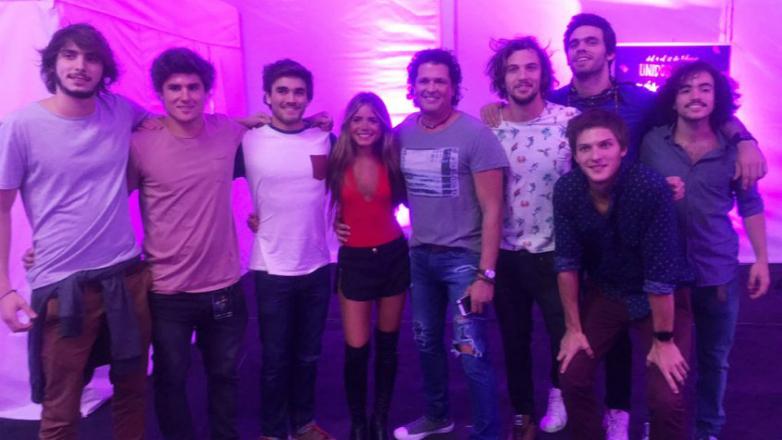 Carlos Vives y su guiño a #TocoParaVos