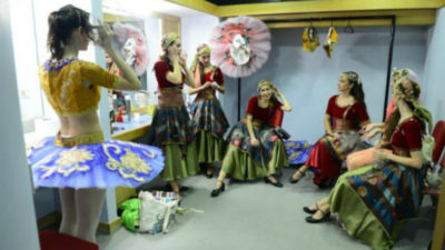 El Ballet de Hong Kong con diseño y realización uruguayos