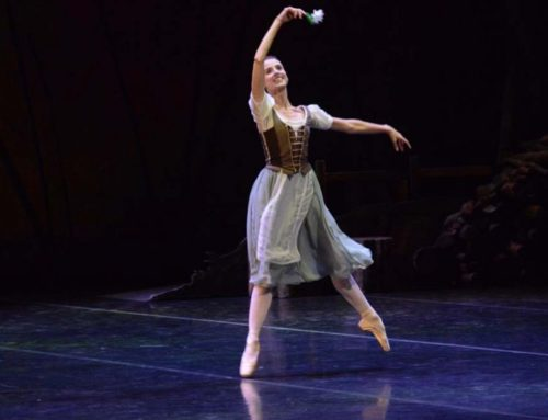 Maria Noel Riccetto nominated for the most prestigious ballet award