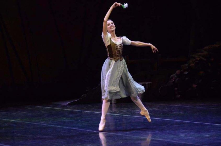 Maria Noel Riccetto nominated for the most prestigious ballet award
