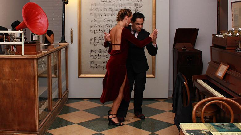 Museo del Tango La cumparsita recibe el sello Marca País