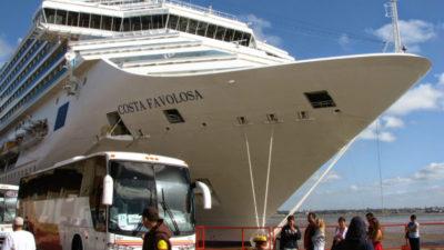 Uruguay recibirá más de 60 cruceros esta temporada
