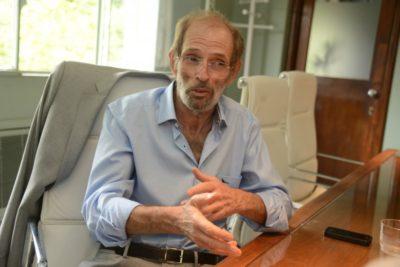 """Presidente Vázquez: """"Los uruguayos le debemos mucho a Atchugarry"""""""