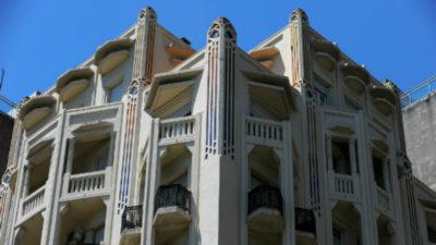 Obras de arte en la altura: una app para conocer los edificios art decó en Montevideo