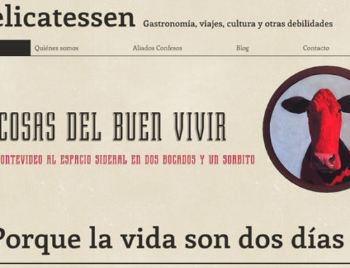 Delicatessen.uy, socios de Marca País