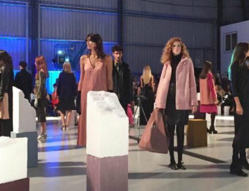 Un fashion show despegado en el Aeropuerto de Carrasco