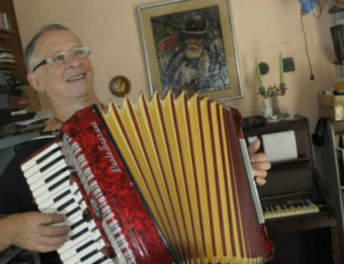Las andanzas de un músico uruguayo en la pantalla
