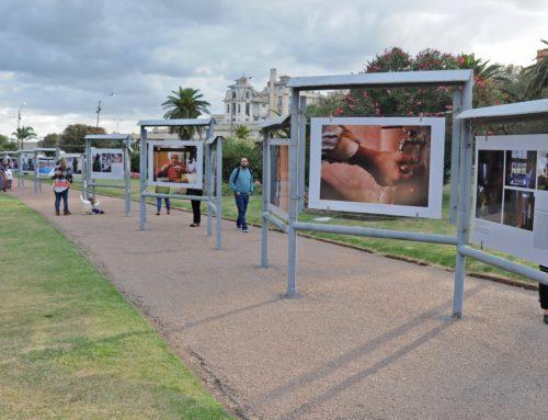 AUCI exhibe resultados de la cooperación internacional, en una muestra en el Parque Rodó