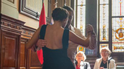 Tras los pasos de Matos Rodríguez en el 100° aniversario de La Cumparsita