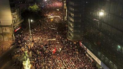 Trescientas mil personas reclamaron equidad y no más violencia de género
