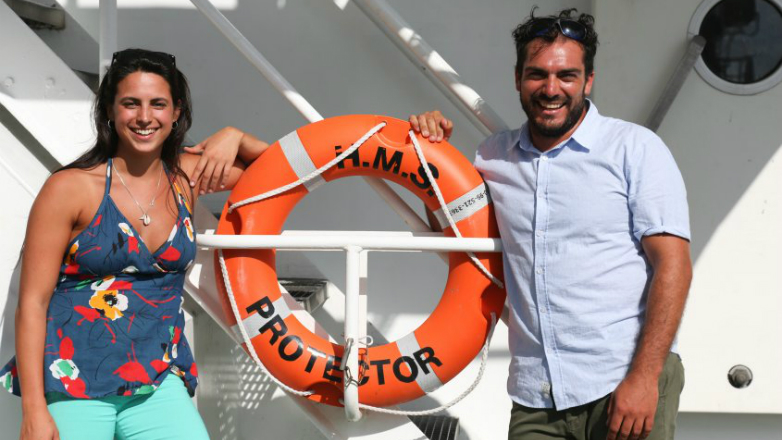 La travesía científica de dos jóvenes uruguayos por el sur del planeta