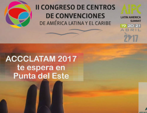 Los centros de convenciones se reúnen en Punta del Este