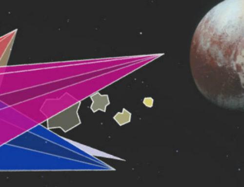 Entre asteroides y asado