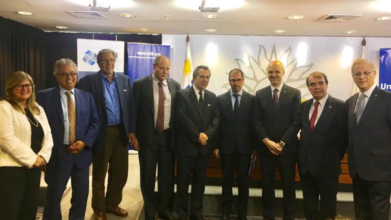 Nuevo acuerdo de cooperación técnica firman Uruguay XXI y el BID