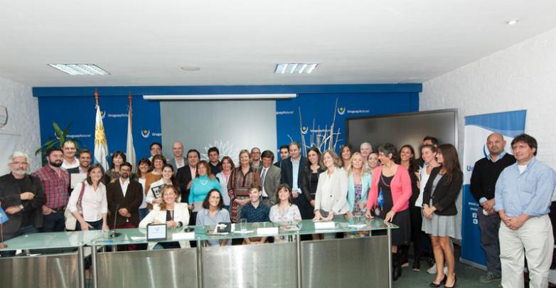 Nuevas empresas firmaron convenio con Marca País en abril
