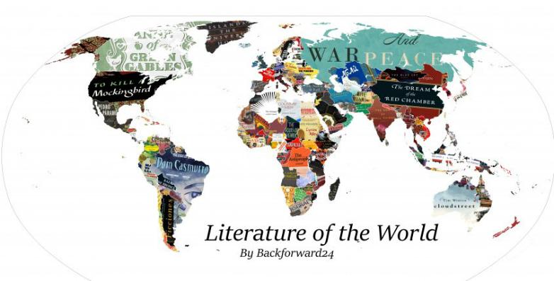 ¿Cuál es el libro que representa a Uruguay?