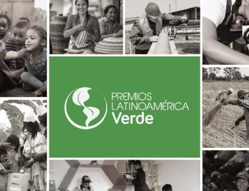 Ya está abierta la inscripción a los Premios Latinoamérica Verde 2017, el mayor evento ambiental de la región