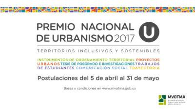 Ministerio de Vivienda convoca a la segunda edición del Premio Nacional de Urbanismo