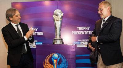 Básquet: Se presentó la AmeriCup 2017 y la copa está en casa