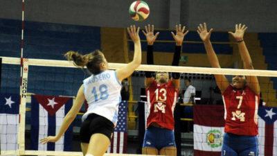 Voleibol: Uruguay terminó sexto en el Panamericano sub-20 de Costa Rica
