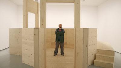 La ley del embudo: la obra de Mario Sagradini representa a Uruguay en la 57ª Bienal de Venecia