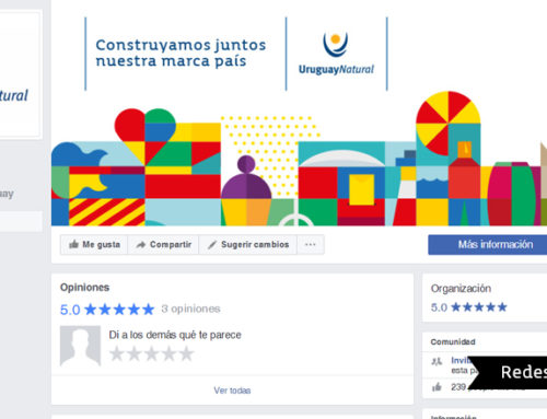 Marca país estrenó página en Facebook