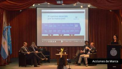 Marca Uruguay en Seminario de Políticas Públicas de la UBA
