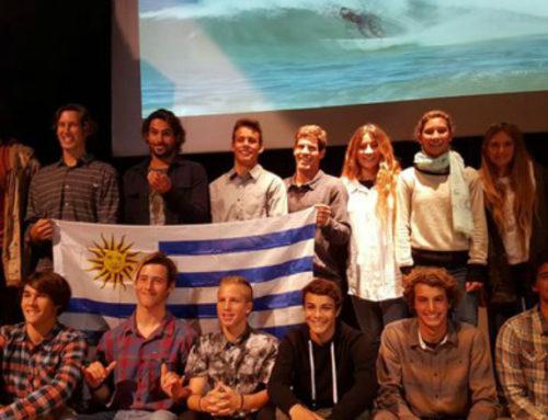 El surfing uruguayo tuvo su gala y anunció quiénes viajarán al Mundial en Francia