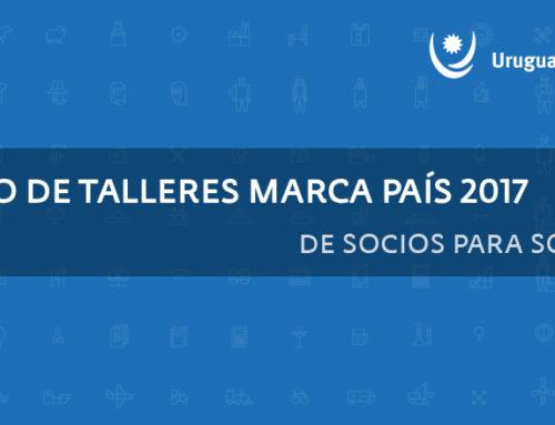 Comienza ciclo de Talleres 2017, exclusivo para socios de Marca País