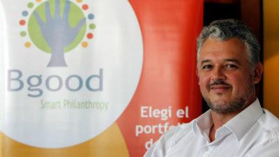La primera plataforma de donación inteligente del mundo es la uruguaya Bgood Smart Philanthropy