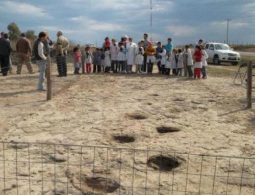Uruguay crea mirador de dinosaurios