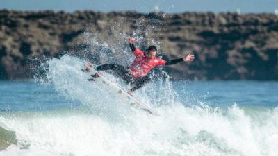 Uruguay finalizó en la posición 16 en el Mundial de Surf