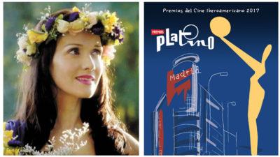 Natali Oreiro, nominada en la 4° edición de los Premios Platino del Cine Iberoamericano