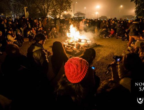 """""""Arrimate a la hoguera"""", para vivir la Noche de San Juan en Uruguay"""