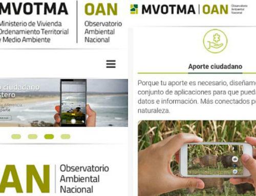 Observatorio Ambiental lanza hoy plataforma de información ambiental