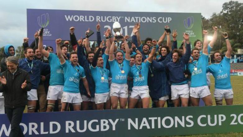 Abrazó la gloria: la Nations Cup quedó en casa