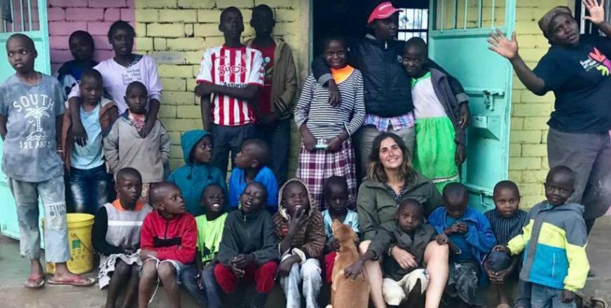 Uruguayas voluntarias en las zonas más pobres de África