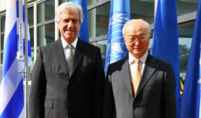 Vázquez en Viena: Energía nuclear debería ser usada para la medicina y fines pacíficos