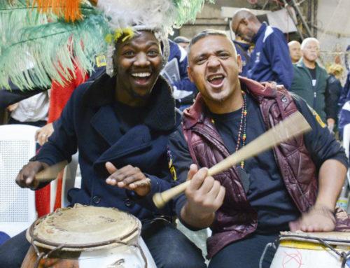 Los africanos que aprendieron a tocar candombe en el Barrio Sur