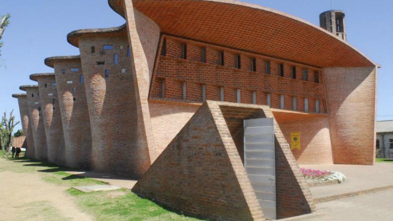 Declaran Monumento Histórico Nacional a obras de Eladio Dieste