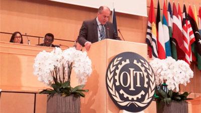 Uruguay será miembro titular del Consejo de Administración de la OIT para el período 2017-2020