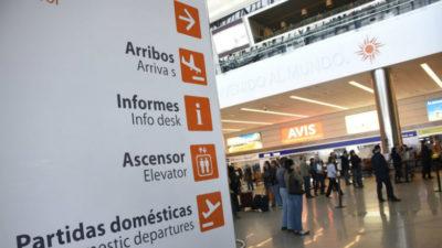 Uruguay gana conectividad aérea y Carrasco va por récord