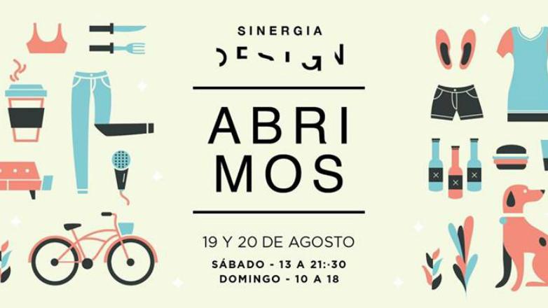 Llega Sinergia Design, un espacio llamado a convertirse en un clásico montevideano