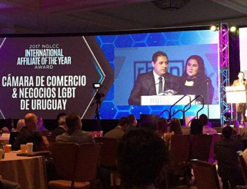Cámara de Comercio LGBT uruguaya reconocida entre 60 organizaciones comerciales del mundo