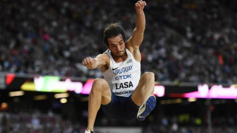 Emiliano Lasa quedó en el noveno lugar del Mundial de Londres